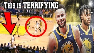 They LIED TO YOU about D'Angelo Russell & Stephen Curry Ft. Warriors Preseason Highlights Jump Shot