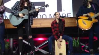 Cimorelli - I Got You at YouTube Space LA