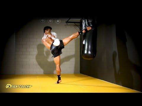Head Kick for Muay Thai/MMA