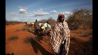 Community Health Volunteers in Turkana walk long distances to save life