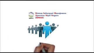 Sistem Informasi Manajemen Aparatur Sipil Simas BMKG