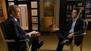 "Edward Snowden NBC Interview: ""I Was Trained As A Spy"" thumbnail"