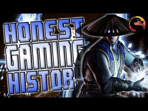 [Mortal Kombat] The Story of Raiden