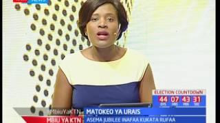 Mwangi Kiunjuri asisitiza IEBC inafaa kuungana na Jubilee kukata rufaa