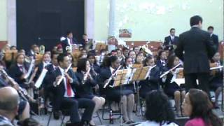 Banda de Musica del Estado de Zacatecas: Popurri Latino