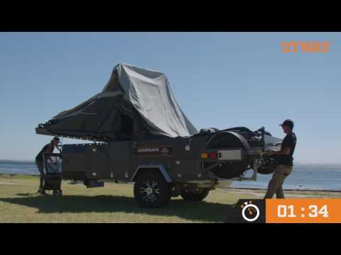 Otway – Lumberjack Camper Trailers