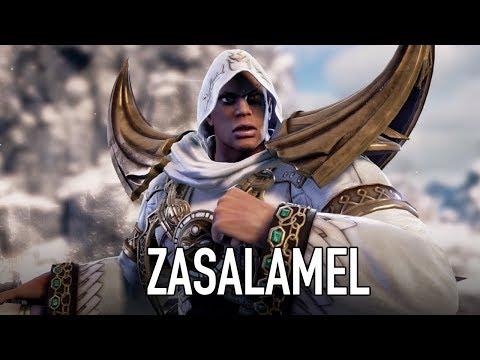 SoulCalibur VI : Trailer Zasalamel