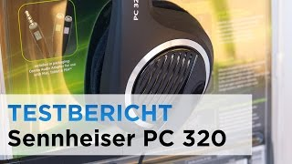 Sennheiser PC 320 im Test - Unboxing