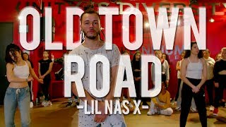 Lil Nas X - Old Town Road (feat. Billy Ray Cyrus) [Remix]   Hamilton Evans Choreography