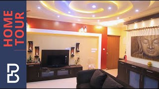 Sandeep Rao's House   Interior Design   Salarpuria Senorita Apartments   Bangalore
