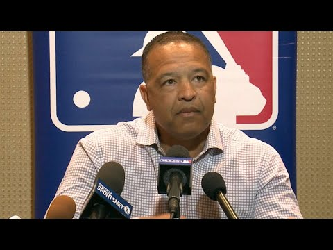 Dave Roberts on recent trades and his plans for 2018
