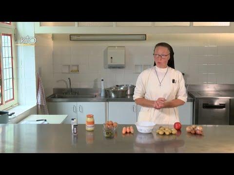 Pierogi farcis au poulet et macédoine polonaise