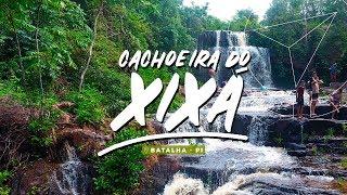 Conheça o Piauí: cachoeira do xixá