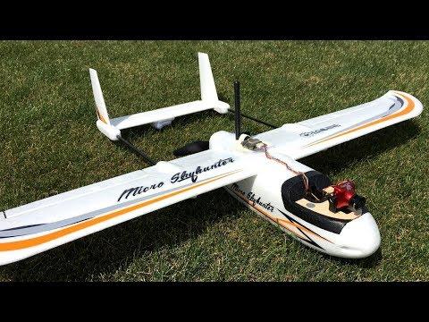 runcam-eagle-2-fpv-camera-test-on-eachine-micro-skyhunter-fpv-rc-plane-with-akk-k31-600mw-vtx