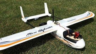 Runcam Eagle 2 FPV Camera Test On Eachine Micro Skyhunter FPV RC Plane With AKK K31 600mW VTX