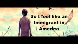An Immigrant - Jon Bellion (Lyrics)