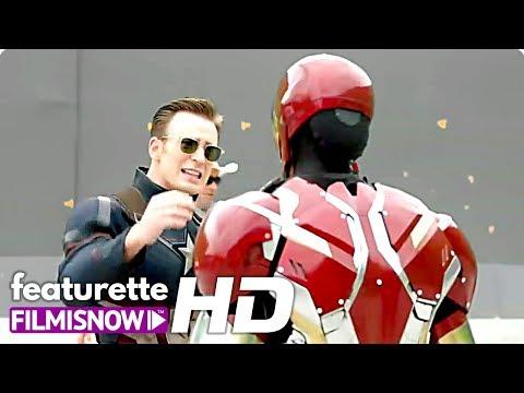 VINGADORES: ULTIMATO (2019) Bastidores | Homem de Ferro, Capitão América, Thor