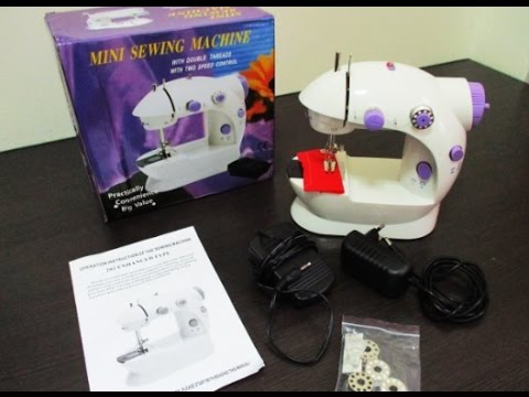Portable Handheld Mini Sewing Machine 202