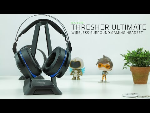 ¿El mejor headset Inalambrico? - Razer Thresher Ultimate PC y PS4 [Review]
