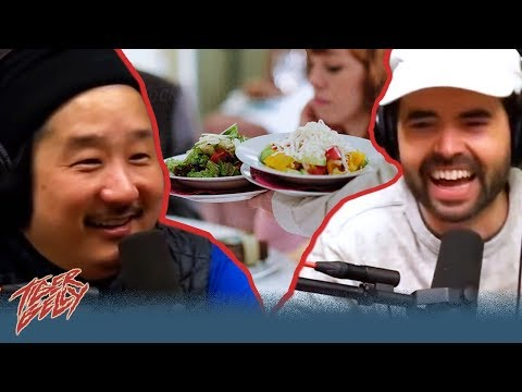 Bobby Lee's Crazy Stories Working In The Restaurant Industry w/ Nick Rutherford