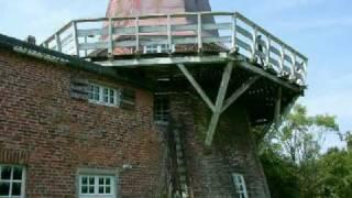 preview picture of video 'Ehemalige Windmühle in idyllischer Lage nähe Oldenburg in Hude'