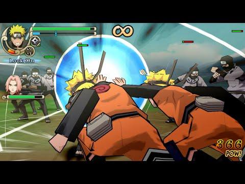 naruto shippuden ultimate ninja impact walkthrough part 12 4