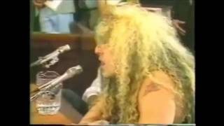 <b>Dee Snider</b>s PMRC Senate Hearing Speech Full