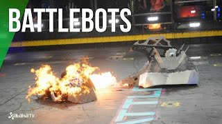 BattleBots, la lucha libre robótica