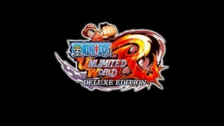 Видео One Piece: Unlimited World Red - Deluxe Edition