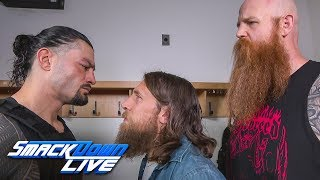 Daniel Bryan & Rowan vow to reveal Roman Reigns' attacker: SmackDown LIVE, Aug. 13, 2019