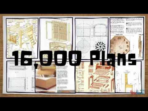 Teds Woodworking Plans, 16000 D I Y Woodworking Project Plans