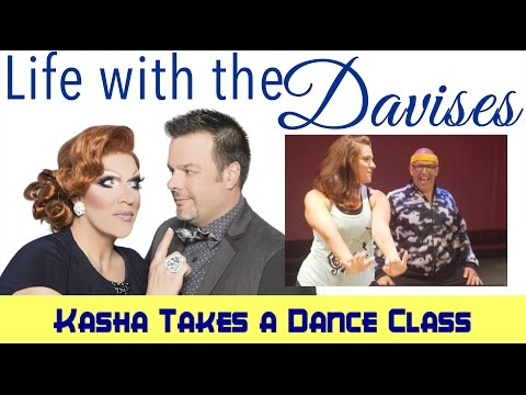 Life with the Davises - Kasha Takes a Dance Class
