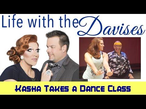 Life with the Davises - Kasha Takes a Dance Class