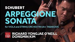 [NYCP] Schubert - Arpeggione Sonata (Richard O'Neill, viola)