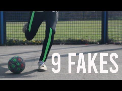 9 Fakes | Football Skills
