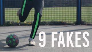9 Fakes   Football Skills