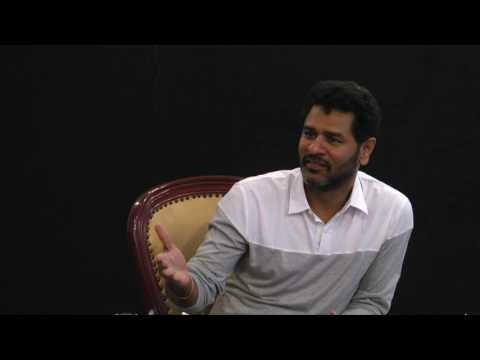 Prabhudeva Interview about Abhinetri