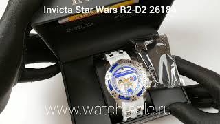 Мужские наручные часы Invicta Star Wars R2-D2 26184