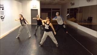 """""""Who's that girl"""" Eve - Scream Dance Academy - HipHop Fusion Drop-In @ Léa Robert"""