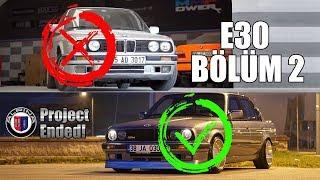 MMPower BMW E30 ALPINA Projesi [BÖLÜM 2]