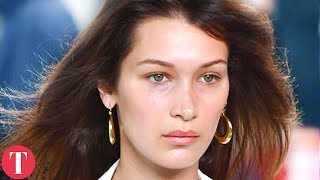 Bella Hadid Isn't Respected In The Modeling Industry And Here's Why
