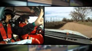 preview picture of video 'Vigo en el Rally Mar y Sierras'