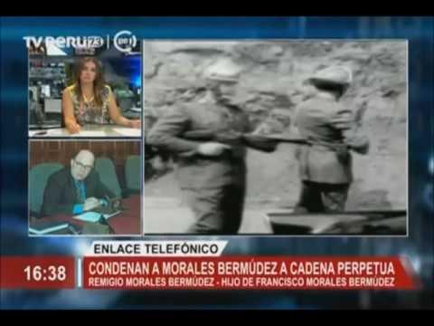 """Remigio Morales Bermúdez: """"Han sentenciado a mi padre de manera arbitraria por un tema político"""""""
