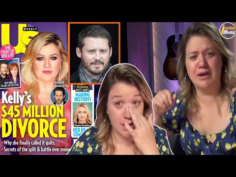 Kelly Clarkson admits that divorce devastated her. It was I who pushed him away