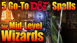 5e wizard spells - Thủ thuật máy tính - Chia sẽ kinh nghiệm sử dụng
