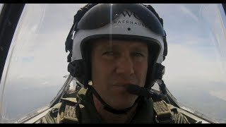 video: Silver Spitfire pilot log week 10: battling through the troubled air of India