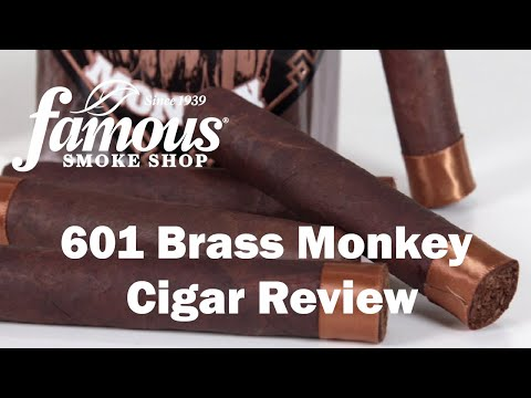601 Brass Monkey video