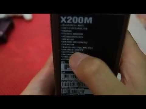 แกะกล่อง Asus X200MA (Unboxing)