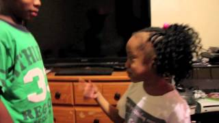 Let it Shine Moment of truth Freestyle Battle Kids are funny Comedy