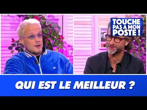 Le concours d'imitation entre Guillaume Genton et Nicolas Pernikoff !
